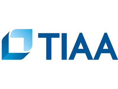 TIAA logo featured