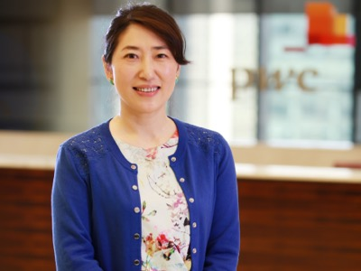 Voice of Experience- Xing Zhou, Diversity & Inclusion Leader, PwC