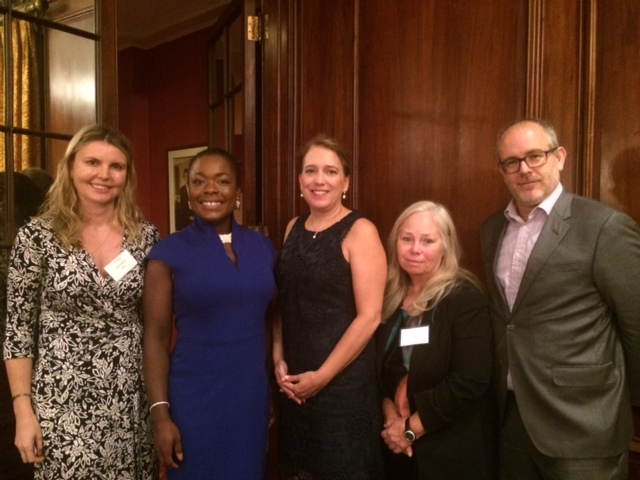 women on the buyside event