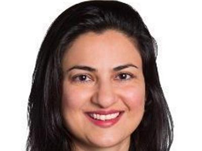 Ayesha K Farooqi