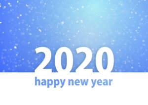 Happy New Year 2020 featured